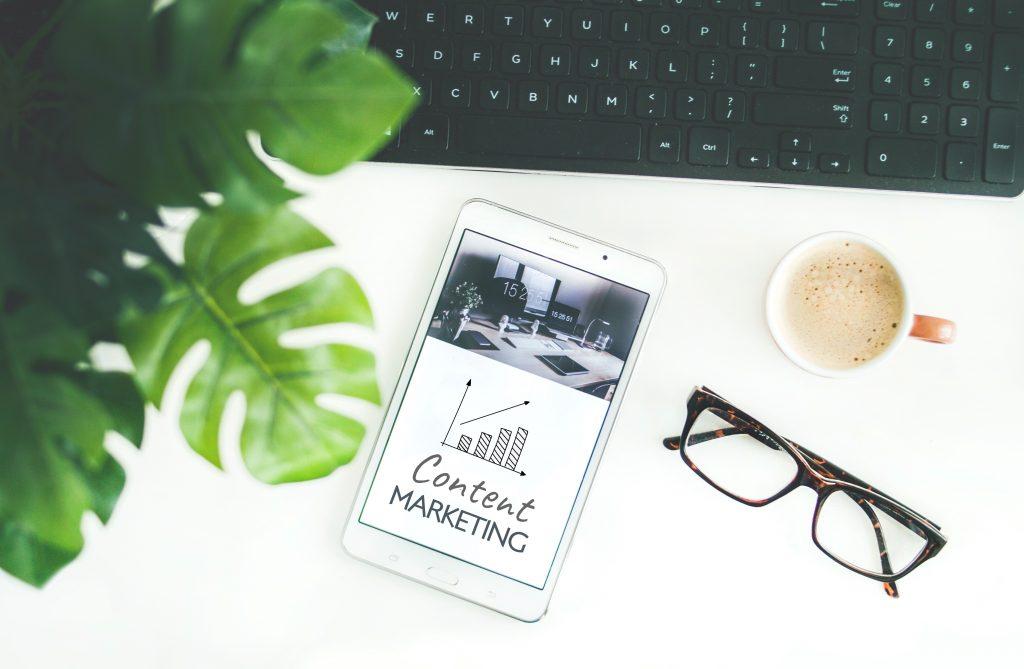 platform for Content Marketing