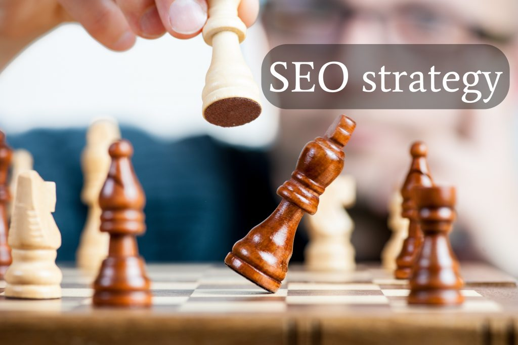 SEO strategy is not working