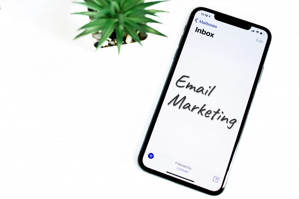 start with Email Marketing