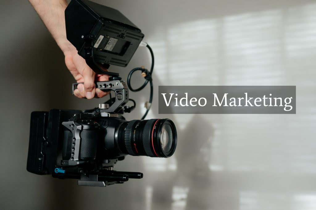 start with Video Marketing