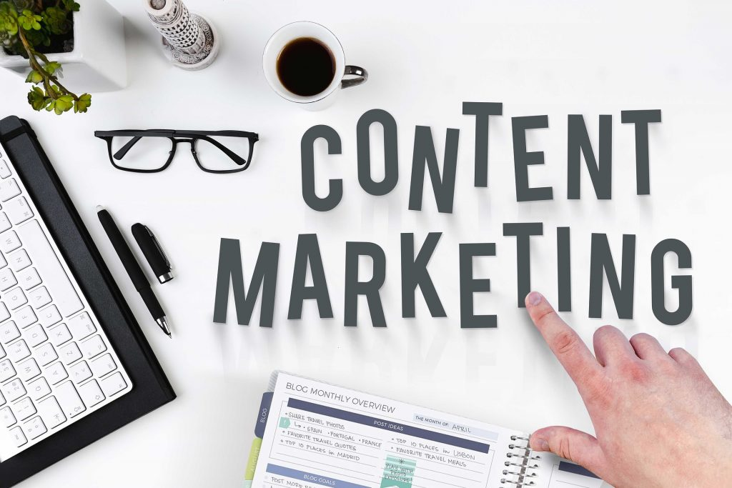 Citiesagencies use Content Marketing